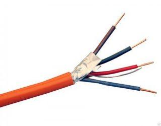 Провода для пожарной сигнализации какой использовать?