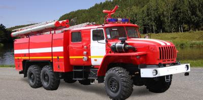 Вспомогательные автомобили пожарной охраны