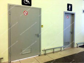 Противопожарная дверь в электрощитовую требования